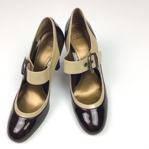 Circa Joan & David CJMindy Heels 2 Tone Size 10M